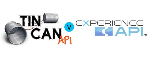 tin can and ex api